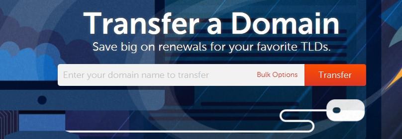 trasnfer domain
